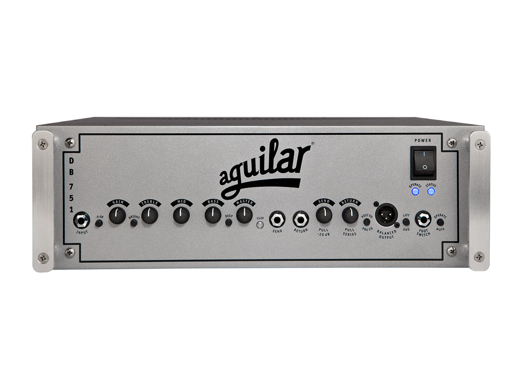 Aguilar DB751 - Backline Rental Europe Amsterdam Netherlands