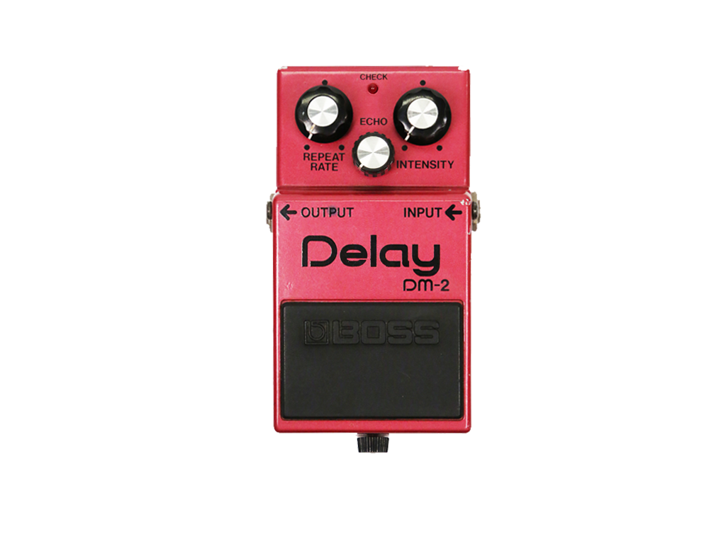 Boss DM-2 Delay Image
