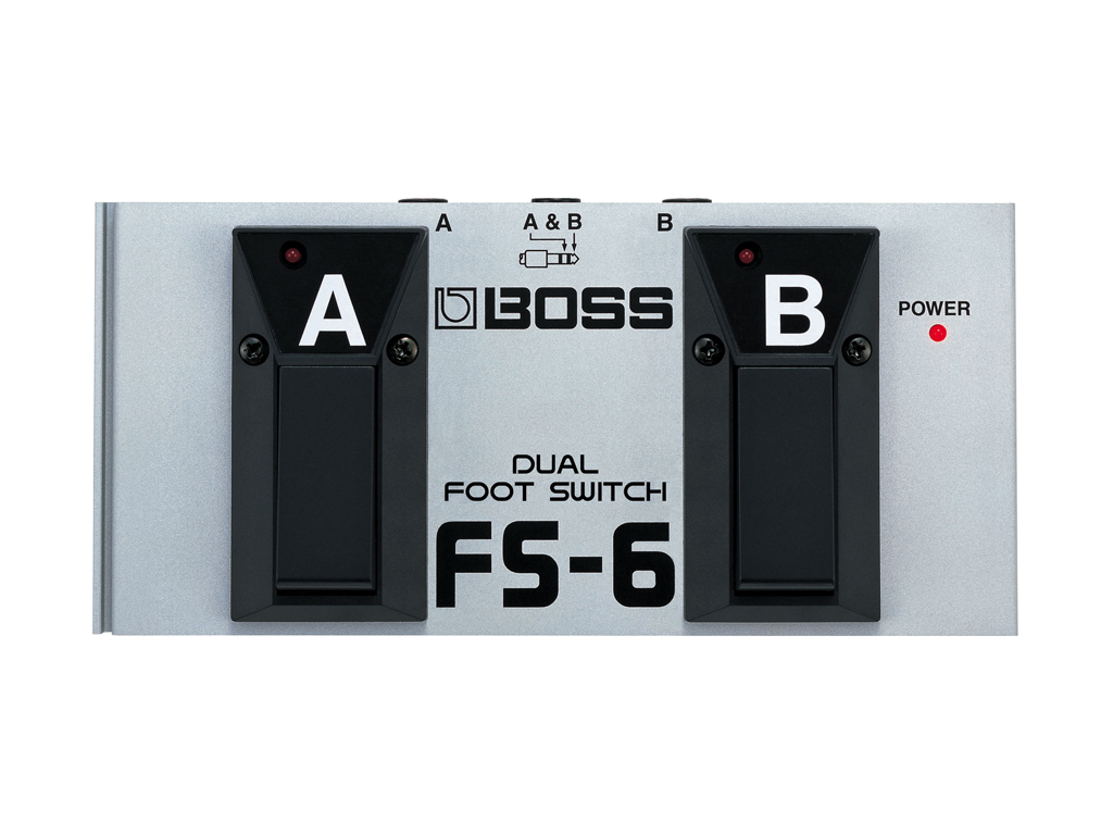 Boss FS-6 Dual Foot Switch Image