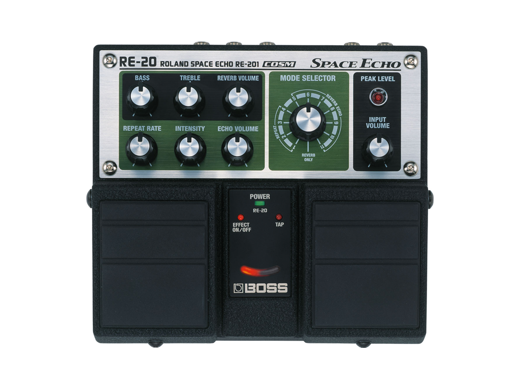 Boss RE-20 Space Echo Image
