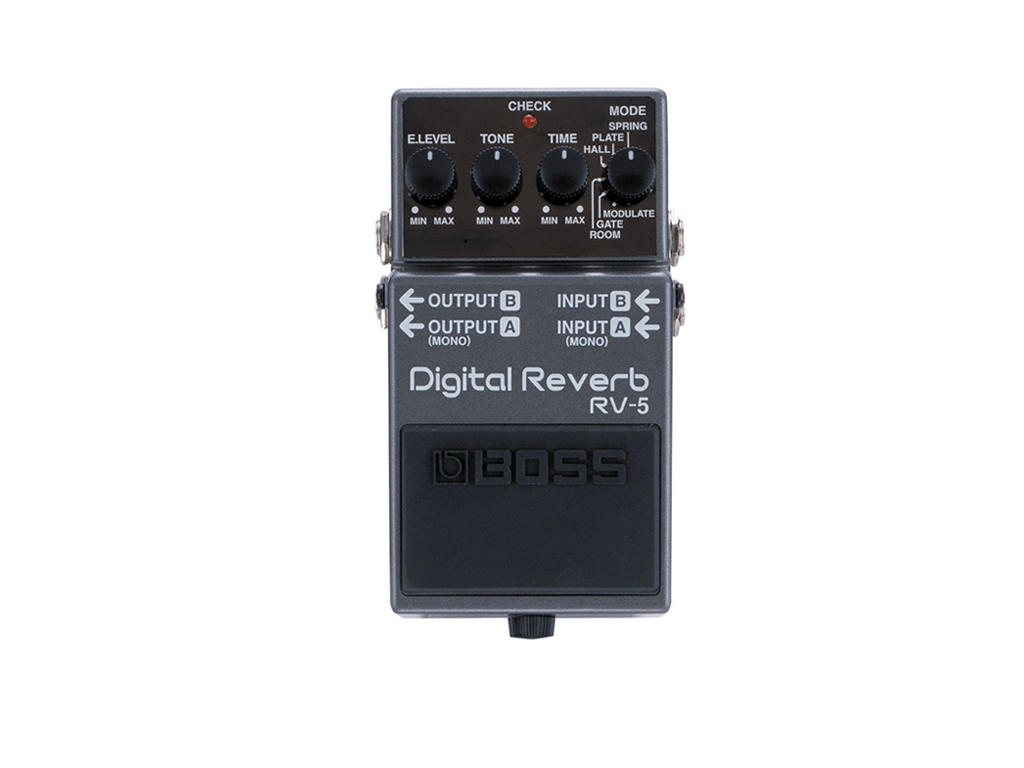 Boss RV-5 Digital Reverb Image