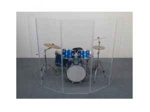 ClearSonic Drum Screens