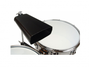 Cowbell plus Mount for Timbale Stand