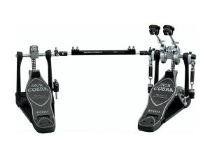 Double Bass Drum Pedal Tama Iron Cobra