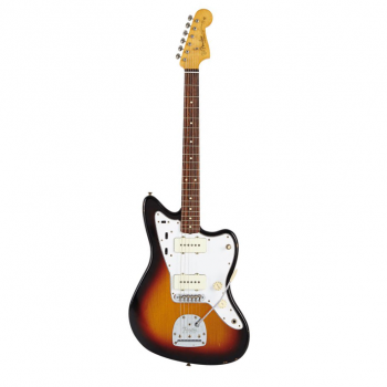 Fender Jazzmaster Road Worn - Backline Rental Europe Amsterdam Netherlands