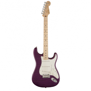 Fender Stratocaster Purple USA - Backline Rental Europe Amsterdam Netherlands