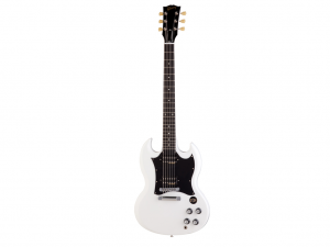 Gibson SG White