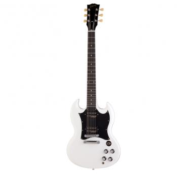 Gibson SG White - Backline Rental Europe Amsterdam Netherlands