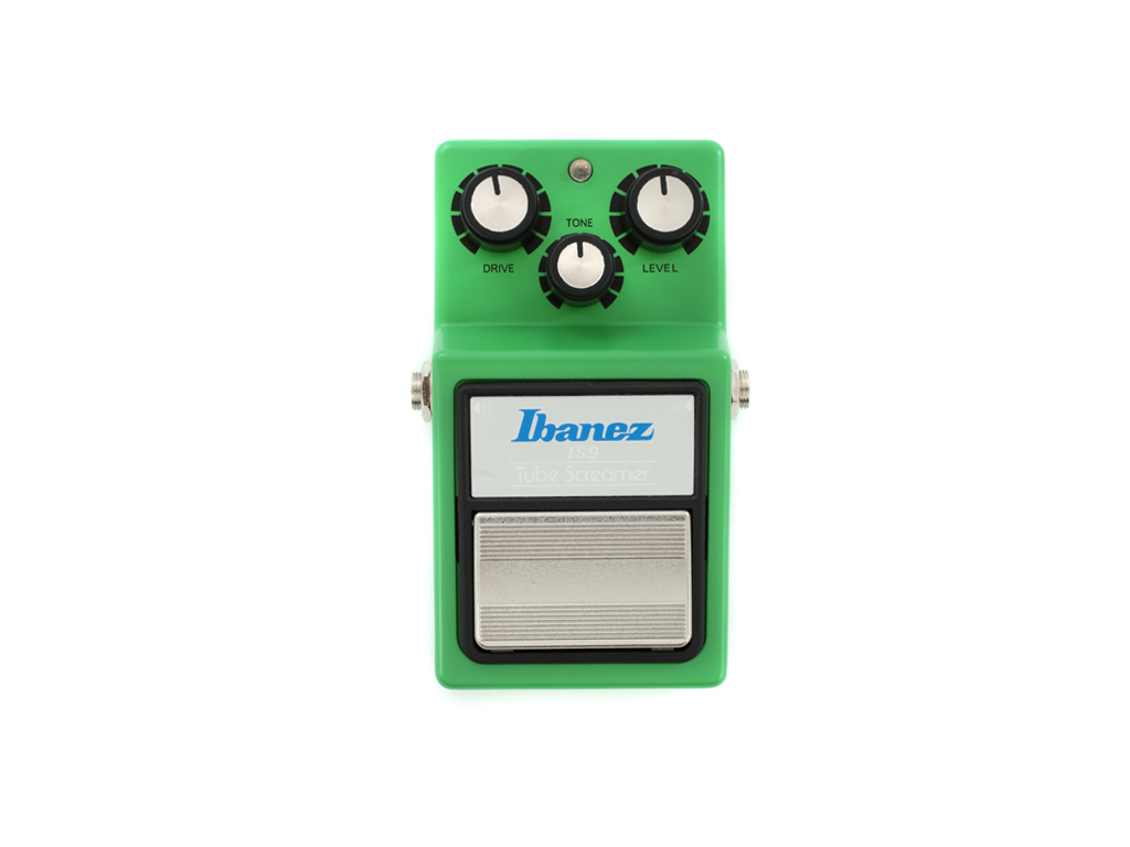 Ibanez TS9 Tube Screamer Image