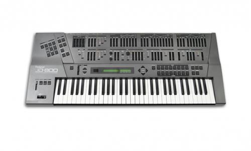 Roland JD800 - Backline Rental Europe Amsterdam Netherlands