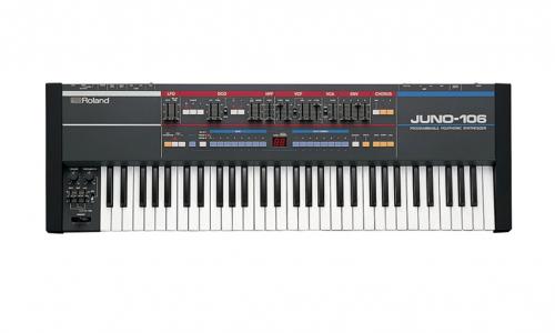 Roland Juno 106 - Backline Rental Europe Amsterdam Netherlands