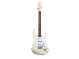 Squire Stratocaster White