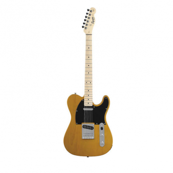 Squire Telecaster Butterscotch - Backline Rental Europe Amsterdam Netherlands