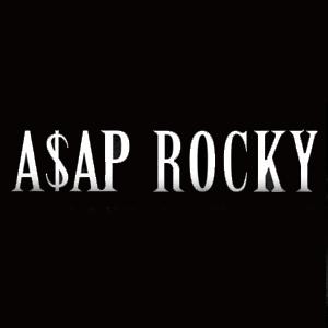 Logo Asap Rocky Artist On The Road