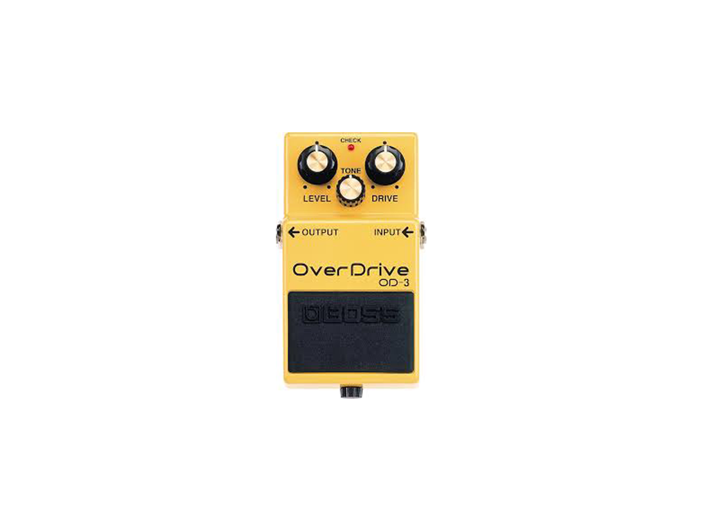 Boss OD-3 Over Drive Image