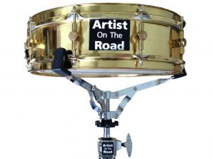 """Brass Snare Drum 14x4"""""""