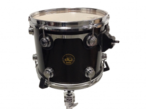 DW Collectors Drum Kit Piano Black