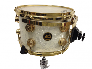DW Collectors Drum Kit White Pearl