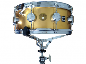 "Hayman Vibra Sonic Brushed Gold (wood) 14x5,5"" Snare Drum"