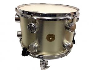 Hayman Vibrasonic Vintage Drum Kit Gold Woodgrain