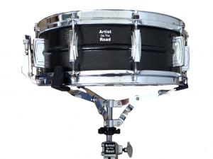 "Ludwig Acrolite Matte Black 14x5,5"" Snare Drum"