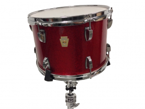 Ludwig Classic Maple Drum Kit Red Sparkle