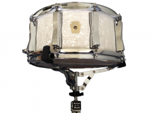 """Ludwig Maple White Pearl 14x6"""" Snare Drum"""