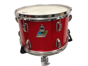 Ludwig Vintage Drum Kit Red