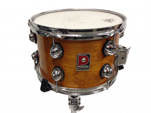 Premier Genista Jazz Drum Kit Natural Wood