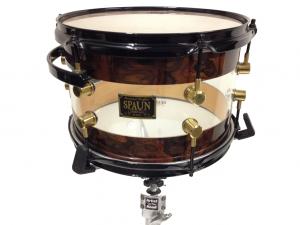 Spaun Hybrid Drum Kit Coke Bottle Acrylic