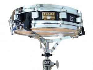 """Tama Black Wood Piccolo 14x3"""" Snare Drum"""