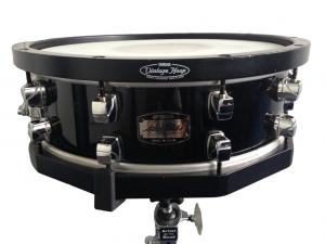 "Yamaha Steve Gadd Maple Black (wood hoops) 14x5"" Snare Drum"