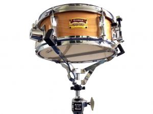 "Yamaha Wood Shell Natural Air Seal System 12x5"" Snare Drum"