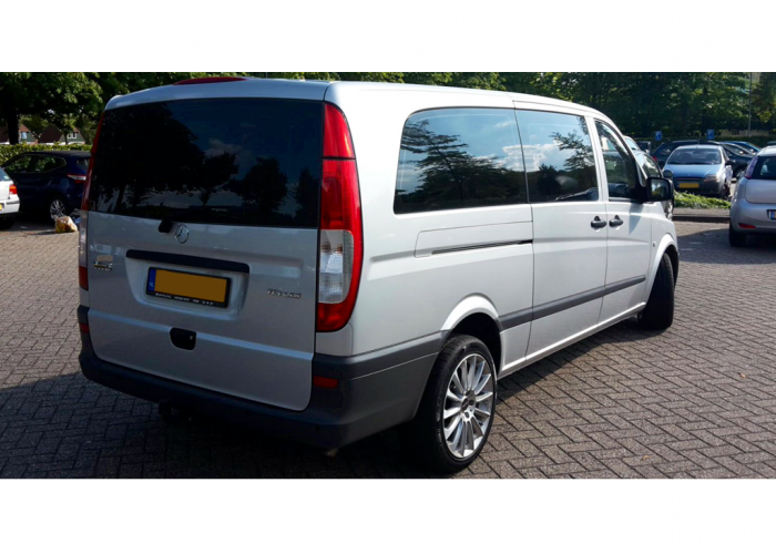Mercedes Benz Vito 5 Seater Automatic Airco Cruise