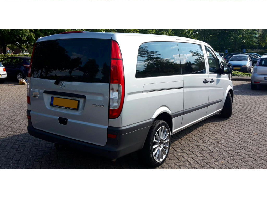 Van Rental & Tour Support Europe Artist on the Road