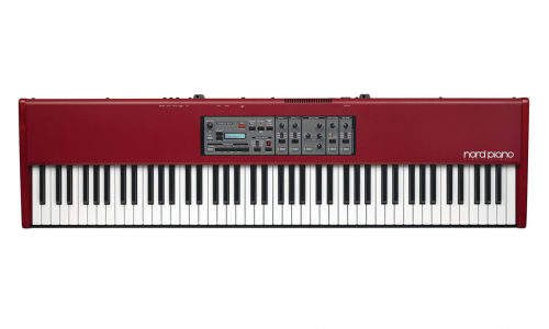 Clavia Nord Piano 88 - Backline Rental Europe Amsterdam Netherlands