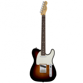 Fender Telecaster Maple Sunburst - Backline Rental Europe Amsterdam Netherlands