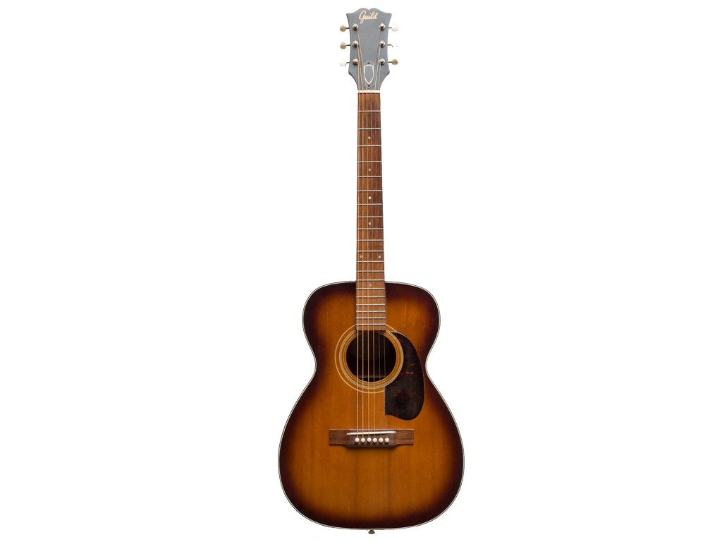 Guild F20 Soundhole PU