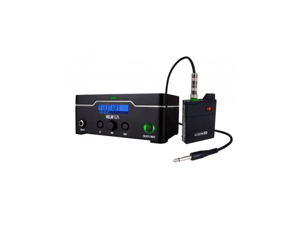 Line 6 Relay G75 Wireless Guitar Set Image
