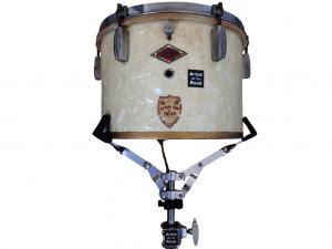 Sonorus Superior Class White Pearl Drumkit