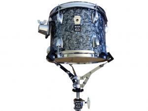 Ludwig Classic Custom Black Marine Pearl Drumkit