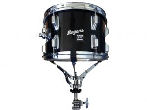 Rogers Vintage Black Drumkit