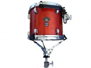 Tama Starclassic Performer Red Woodgrain Drumkit