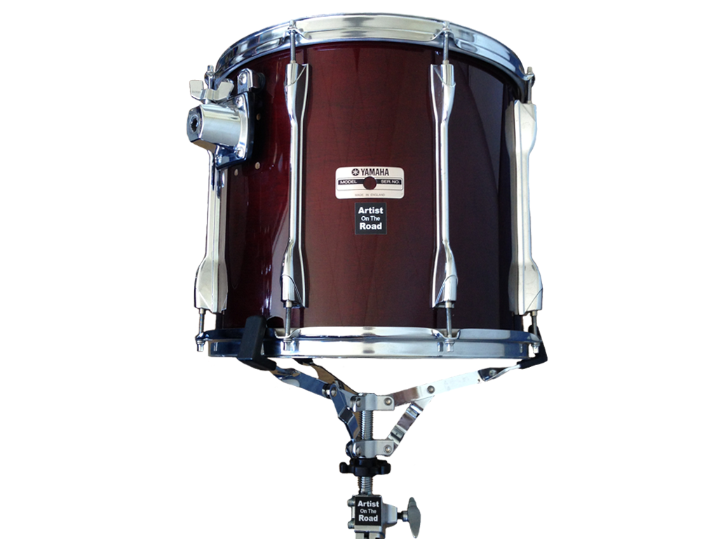 Yamaha 9000 Recording Custom Cherry Red Drumkit