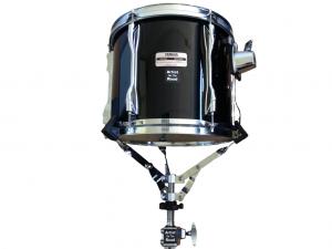 Yamaha 9000 Recording Custom Piano Black Drumkit