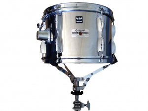 Yamaha 9000 Recording Custom Stainless Steel Over Wood Drumkit