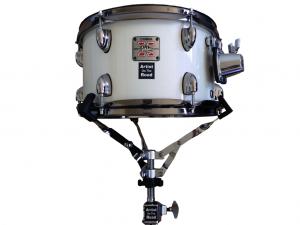 Yamaha Oak Custom White Sparkle Drumkit