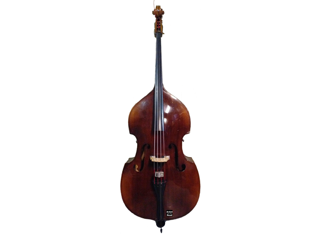 Eberhard Meinel 3/4 Upright Bass - Backline Rental Europe Amsterdam Netherlands