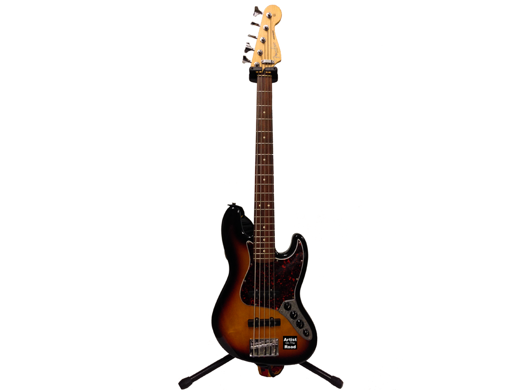 Fender Jazz Bass 5 String USA - Backline Rental Europe Amsterdam Netherlands