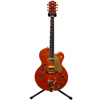 Gretsch Hollow Body Chet Atkins - Backline Rental Europe Amsterdam Netherlands